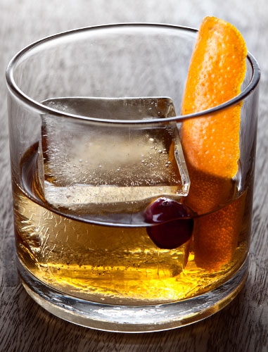 No Muddled Old Fashioned