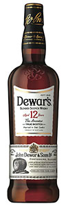 One of Scotland's finest, most heralded blends of malt and grain whiskies that eloquently addresses the customary Dewar's penchant for elegance and harmony, originated by John Dewar, Sr. in 1848.