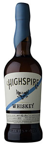 Modeled on a rye whiskey recipe dating back to 1823, Highspire Whiskey is a fully contemporary whiskey made from 100% rye grain, 90% of which is heirloom rye sourced from local farms. Extraordinary.